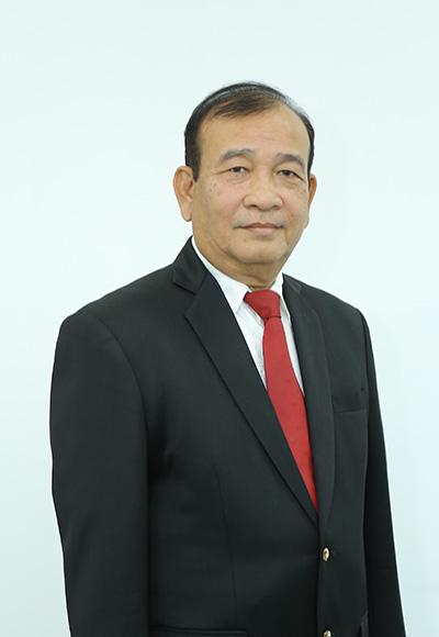 Irjen (Pur) S Sebayang SH.